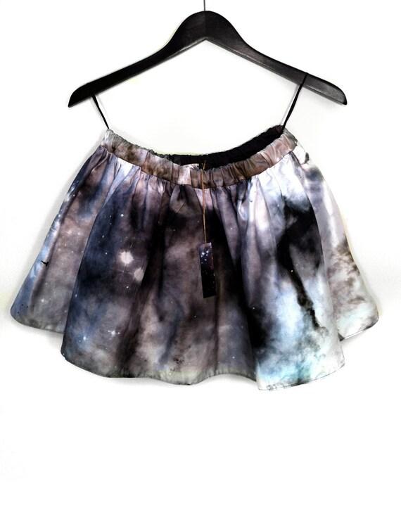 CN2 Carina Nebula Hubble Space Skirt