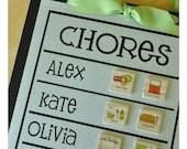 FAMILY CHORE CHART - AbbiesHouse