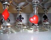 Glass Marker- Poker