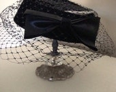 ViNTaGE WEaRs: Vintage Black Hat with Netting