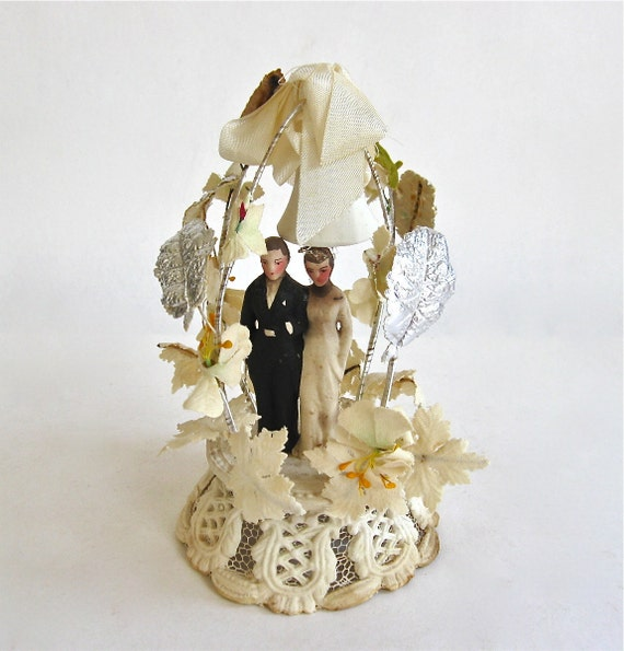 retro wedding cake toppers vintage and groom wedding cake topper by 19202