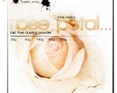 Rose Petal Talc Free Dusting Powder