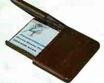 Merbau Business/Credit Card Case
