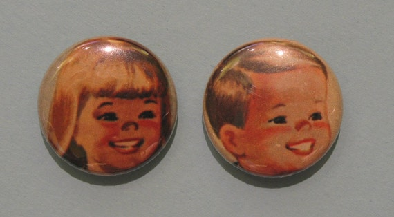 Happy Kids magnet set