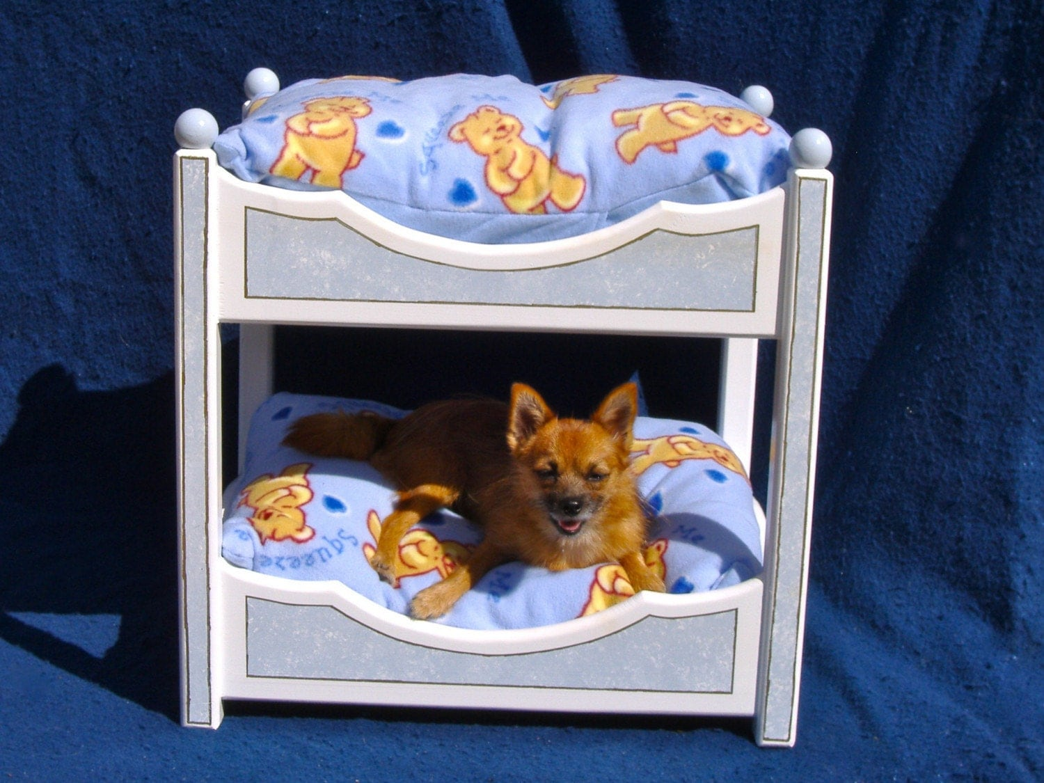 Designer dog bunk bed for Pet bunk bed gallery