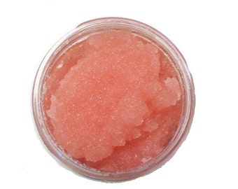 Fresh Picked STRAWBERRY Summer Scented 4 oz. Sugar Scrub