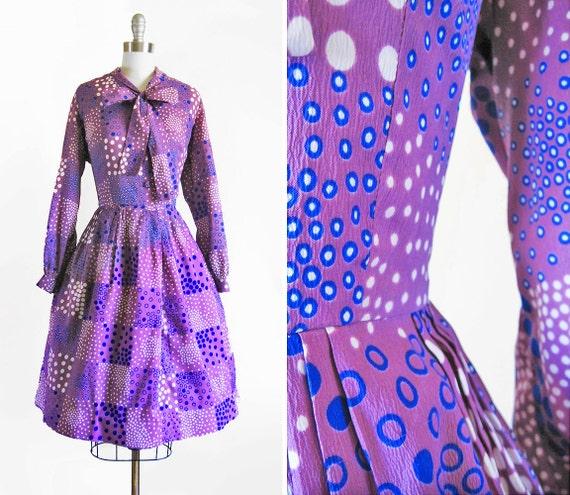 Vintage 1960s THAT GIRL Dress