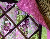 Custom Quilt Tops for Tiller