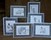 Sheep Sillies - Notecards - Set of 6