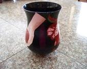 Twilight Inspired Hanpainted Vase