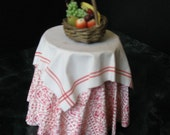 Petite Maison--1 inch Table with Fruit Basket