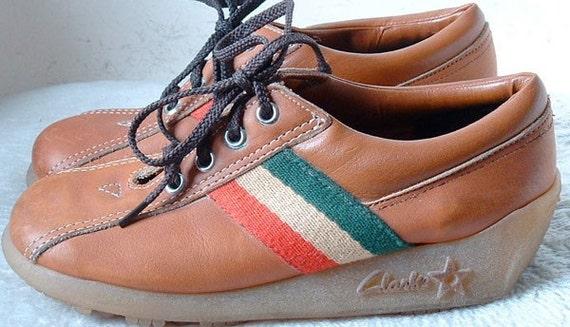 SaLe VINTAGE STAR WARS Clarks Shoes Kids Size 1970
