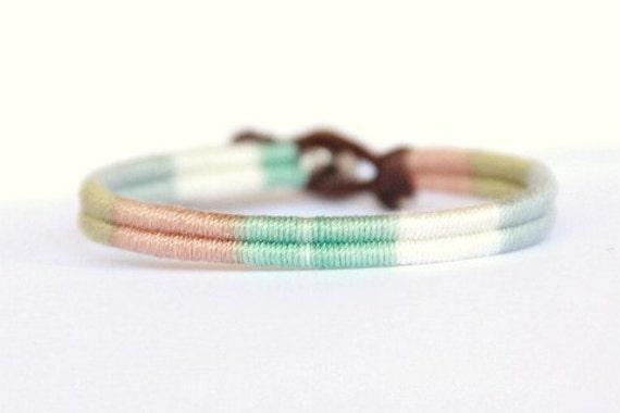 Infinity Woven Friendship Bracelet