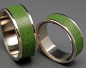 wedding rings, titanium rings, wood rings, mens rings, Titanium Wedding Bands, Eco-Friendly Wedding Rings, Wedding Rings - ECO BLISS