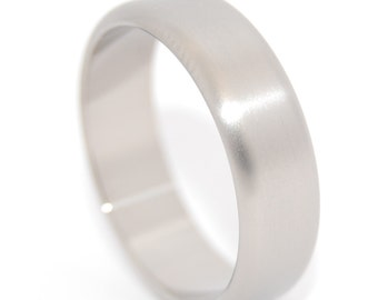 wedding rings, titanium rings, wood rings, mens rings, Titanium Wedding Bands, Eco-Friendly Wedding Rings, Wedding Rings - TRUE