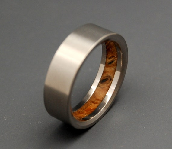 wedding rings, titanium rings, wood rings, mens rings, Titanium Wedding Bands, Eco-Friendly Wedding Rings, Wedding Rings - HUMBLE MAJESTY