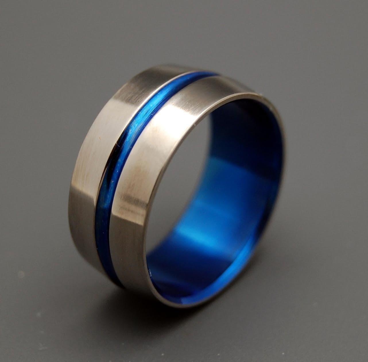 Awesome Men S Wedding Rings: Wedding Rings Titanium Rings Wood Rings Mens Rings