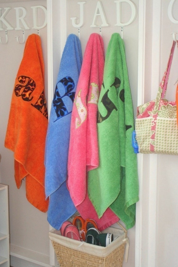 Special Order for jodelle-Personalized Towels for Beach or Bath-Perfect for the Whole Family
