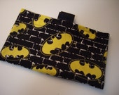 Batman Reusable Snack Bag