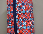 Toiletry / Travel  Bag - Red, White, and Blue Stars