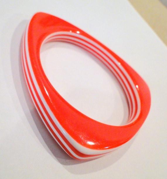 RESERVED  KR Bangle Bracelet MOD Stripes