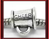 CHEER Charm - European Style Cheerleader Charm