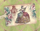 Shabby French Style Gift Tags Marie Paris Chic