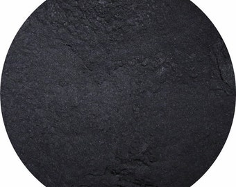 Mineral Eye Shadow 'Black' Matte
