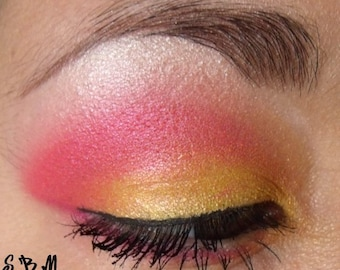 Get The Look-Sunsets & Popsicles