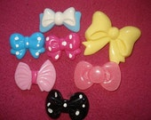 SPECIAL PRICE BOW CABOCHONS MIX