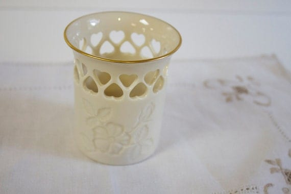 Reserved vintage lenox candle holder by jaanasvintage on etsy