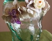 Butterfly Beauty Convertible Headpiece and Sash