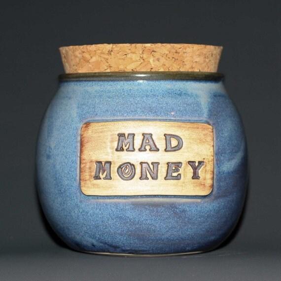 Mad Money Jar