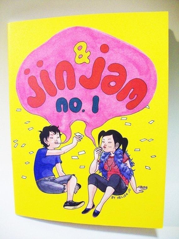 Jin and Jam, No. 1