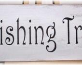 Wedding Sign Wishing Tree Shabby Chic White Wedding Shower photo prop