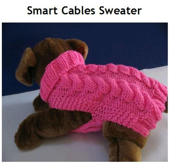 Easy Knit Dog Coat Pattern Epub Download E Picfo