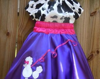 Fancy Nancy Costume dress up outfit posh puppy theme