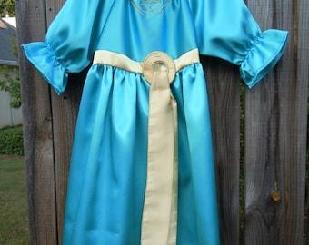 Disney Princess Merida Brave dress dress-up costume