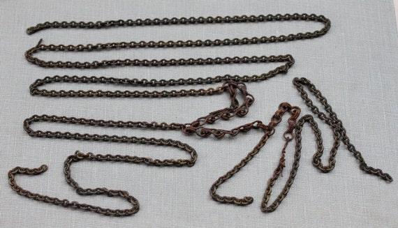 Salvaged Victorian Chain