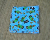 8 Pirate Baby Wipes