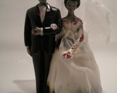 For jlopez86 - Vintage Style Zombie Cake Topper