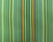 SALE Amy Butler -Oxford Stripe Green- One fat quarter