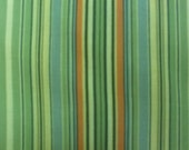 SALE Amy Butler - Oxford Stripe Green-- ONE YARD