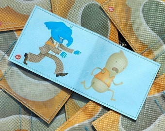 Nutcraze wallet - Brandon Reese for Tinymeat