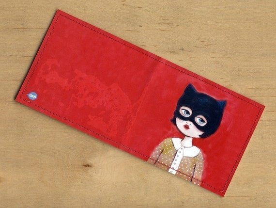 Tiny Enid Wallet - Emily Martin for Tinymeat