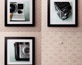 Vintage Camera Collection Prints