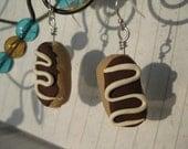 Kawaii Eclair Earrings