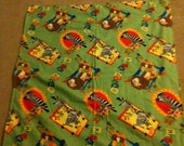 Childs Madagascar Blanket not a licensed product