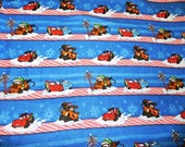 Cars Winter Toddler Blanket not a licensed product