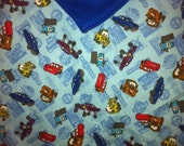 Cars Toddler Blanket not a licensed product